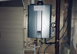 water heater on demand